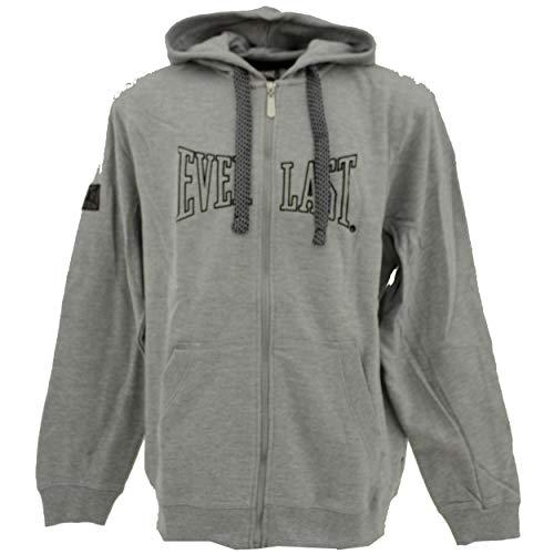 Everlast Grey Zip Sweatshirt XL