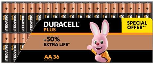 Duracell -   Plus Aa Mignon