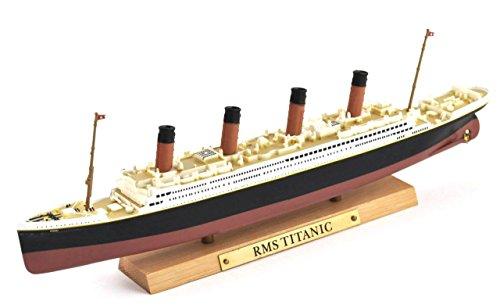 Atlas RMS Titanic 1:1250 Schiffsmodell Maßstab 1:1250 Fertigmodell Die-Cast Metall