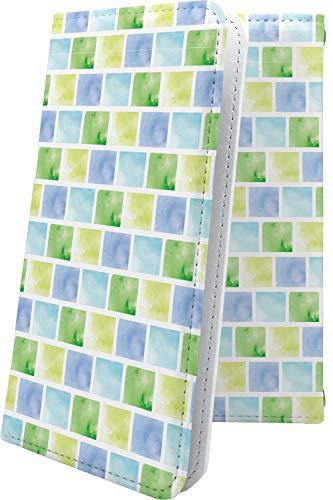 ケース ZenFone3 ZE520KL 互換 手帳型 女の子 女子 女性 レディース ステンドグラス風 水彩 エイスース ゼンフォン ゼンフォン3 デザイン イラスト zenfone 3 かわいい 可愛い kawaii lively [snV61663HJe]