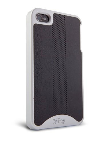 iFrogz Fusion Executive for iPhone 4 & 4S - Retail Packaging - Black/silver