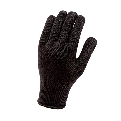 SealSkinz Solo Merino Glove, Black, One Size