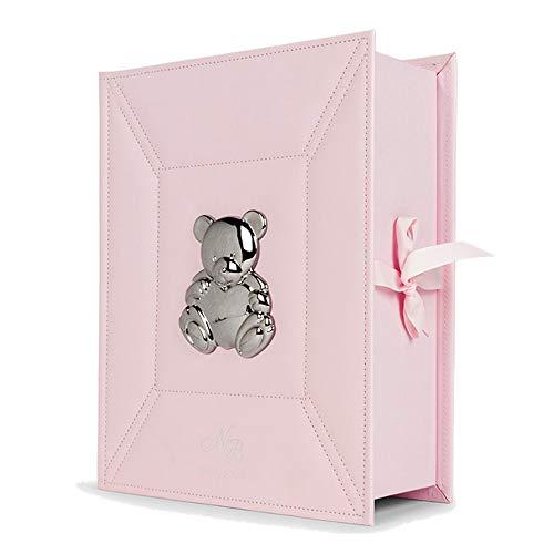 Caja Recuerdos Bebé Rosa