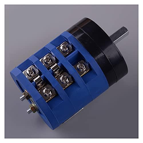 HAOHAODE yc9818 Motor de máquina de neumático 40A Motor hacia adelante Reverso de Giro de la Tabla del Interruptor de Control del Pedal EN60947-1 1EC943