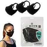 3D Fashion Face Mask (3pcs / Bag)