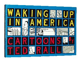 Waking Up in America: Cartoons 0312085184 Book Cover