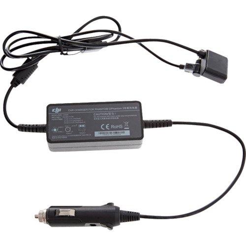 DJI kit de chargeur de voiture pour Phantom 3 – Noir