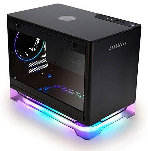 Inwin A1 Plus Mini-Itx, Inkl, 650 Watt, Nero