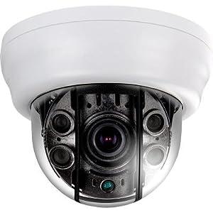 IR Varifocal Infrared Color Day Night Armor Dome Camera 2.8-12mm Marine Dome Cam