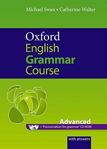 Oxford English Grammar Course Advanced Student's Book with Key (Spanish Edition)