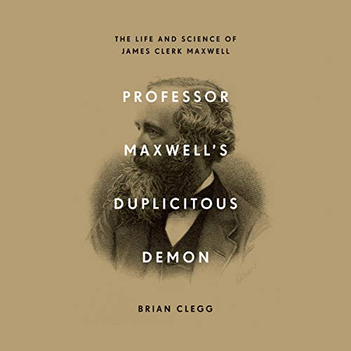 Professor Maxwell's Duplicitous Demon  By  cover art
