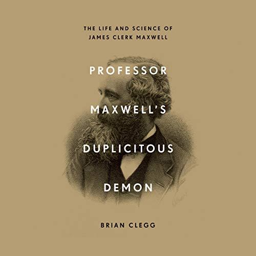 Professor Maxwell's Duplicitous Demon audiobook cover art