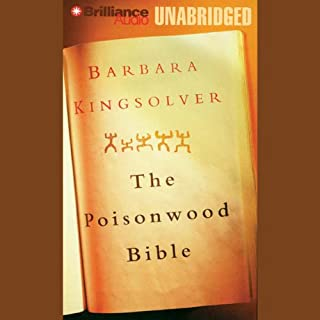 The Poisonwood Bible audiobook cover art