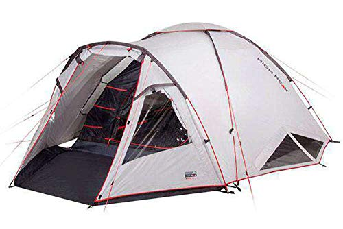 High Peak Almada 4.0 Zelt Nimbus Grey 2020 Camping-Zelt