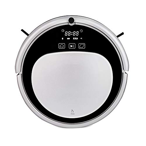 Buy Discount BuBu-Fu 1800Pa Self-Charging Robot Vacuum Cleaner, Max Power Suction Super Quiet Timed ...