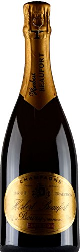 Herbert Beaufort Champagne Grand Cru Tradition Carte D'Or