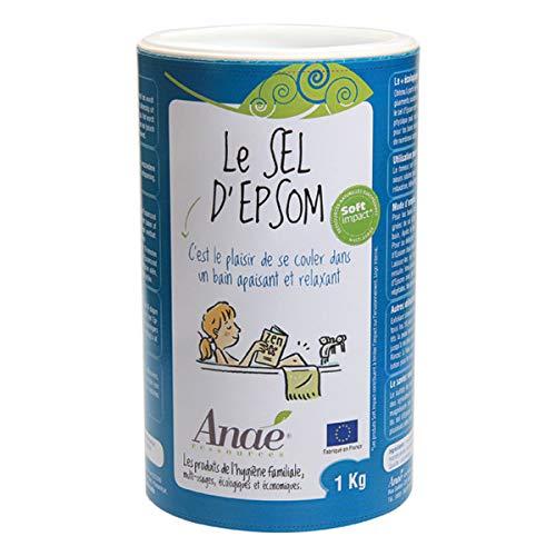 ANAÉ - Sel D'Epsom 1Kg
