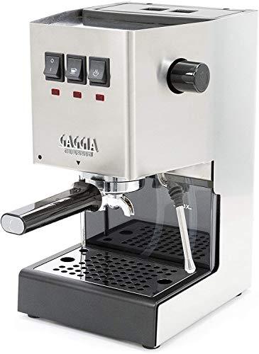 Gaggia 886948011010 Espresso Siebträger, Edelstahl