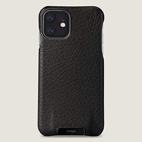 Vaja Grip iPhone 11 Leather Case (Floater Black)