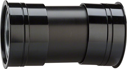 CeramicSpeed pf4630 (PF30/bbright PF/386EVO) recouvert, Mouvement Centrale Unisexe – Adulte, Adulte Mixte, Pf4630 (Pf30/Bbright Pf/386Evo) Rivestito, Noir