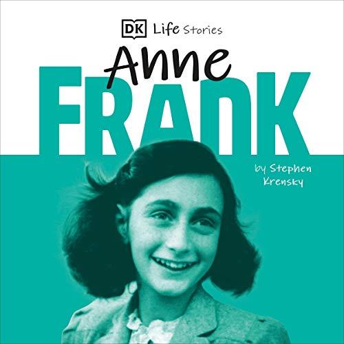 Anne Frank cover art