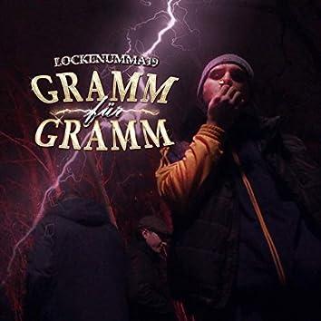 Gramm für Gramm