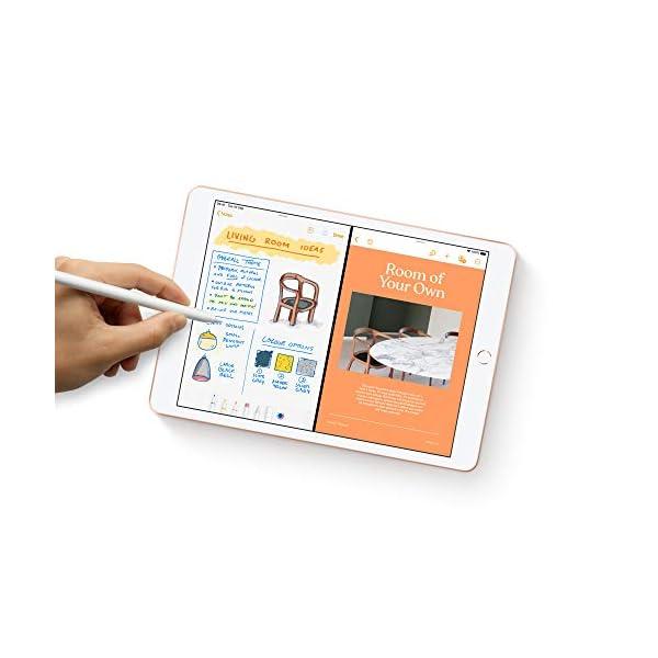 Apple iPad (10.2-inch, Wi-Fi, 32GB) - Gold (Latest Model) 4