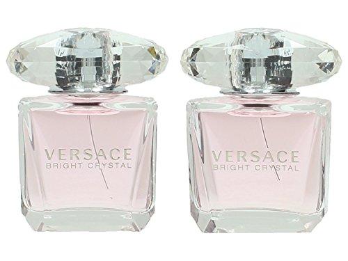 Versace Versace bright crystal femmewomen geschenkset 1er pack 1 x 60 ml