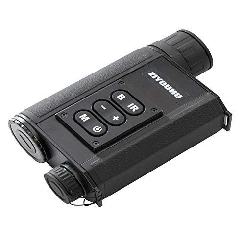 MWKLW Binoculars Spotting Scopes,Telescopes Night Vision Laser Rangefinders Infrared Range Applicable to Engineering Bridges
