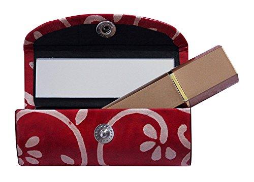 Christmas Sale Gifts Ideas Leather Lipstick Case Holder - Organizer Bag for Purse- lipstick holder-...