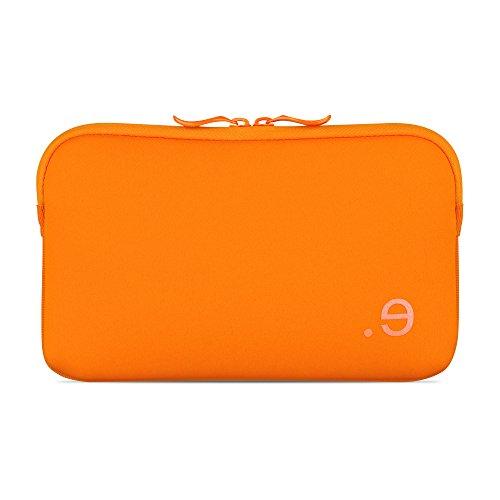 Be.Ez 101320 Custodia in Morbido Materiale per Macbook Pro Retina 15', Arancione