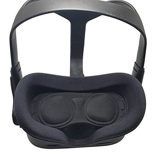 ULTECHNOVO Tampa da Lente Vr Protetor de Lente Vr Portátil à Prova de Poeira Tampa Protetora de Lente Lavável Compatível para Oculus Quest / Rift S