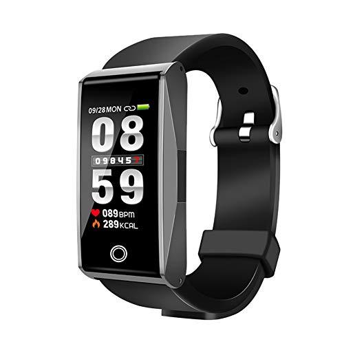 YRRC Smart Fitness Tracker, Mate1 Smart Armband Sport Schrittzähler Bluetooth wasserdichte Silikonband Geschenk