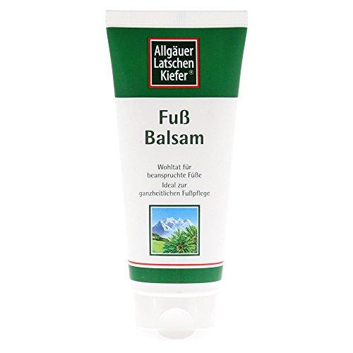 Allgäuer Latschenkiefer Fuß Balsam, 100 ml