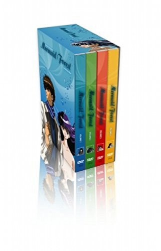 Mermaid Forest - Die komplette Serie (Collector's Edition) [4 DVDs]