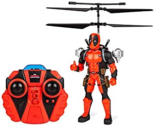 Deadpool 2CH IR RC Remote Control Marvel Helicopter