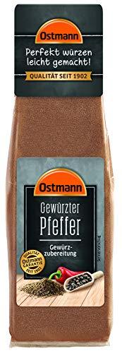 Ostmann Gewürzter Pfeffer Gewürzzubereitung, 50 g