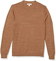 Amazon Brand - Goodthreads Men's Soft Cotton Crewneck Summer Sweater