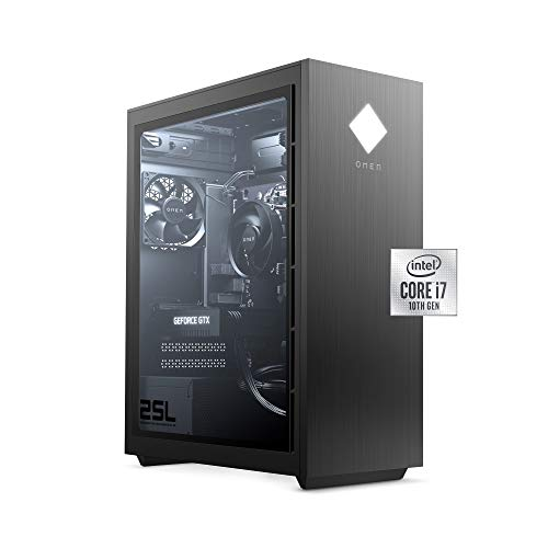 Compare OMEN 25L (1K0A4AA#ABA) vs other gaming PCs