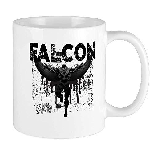 N\A Taza Falcon Taza de café única, Taza de café