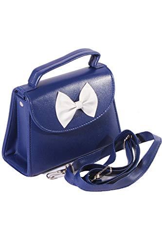 SugarShock Damen rockabilly Sailor Handtasche 159173051