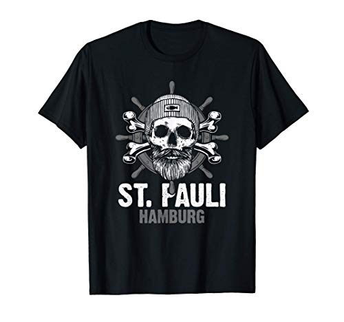 Paulianer Hamburg Sankt Pauli Fan | St. Pauli Präsentidee T-Shirt