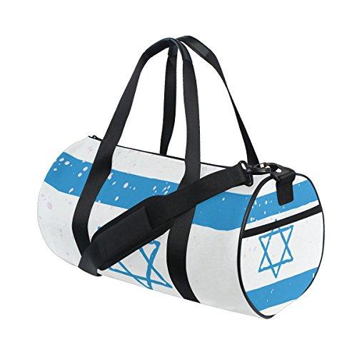 All3DPrint Schultertasche mit israelischer Flagge