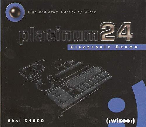 Preisvergleich Produktbild Platinum 24 Electronic Drums [Sample-Cd for AKAI]