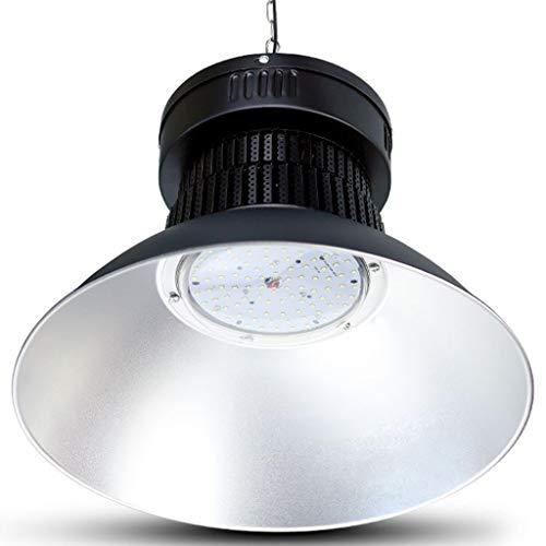 Led-schijnwerper, binnenfabriek gebouw, spiraal high power industriële werkplaats Lighting High Bay Light 200 W.