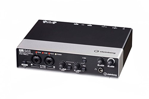 Steinberg UR242 4-Channel USB Interface