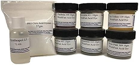 WF Springtime Acid Dye Sampler