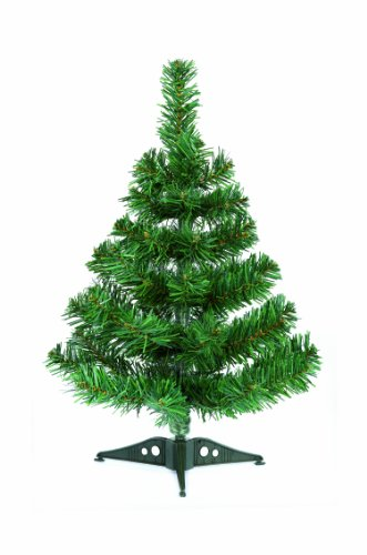UK Christmas World - Artificial Tree, Green 45cm, Table Top