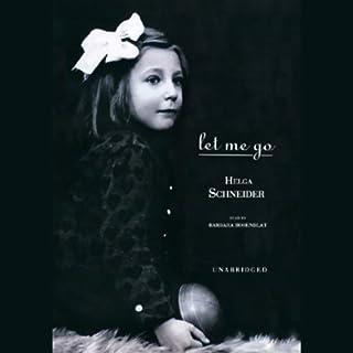 Let Me Go audiobook cover art