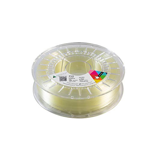 SMARTFIL PVA, 1.75 mm, Natural, 750 g Filament for 3D Printing by Smart Materials 3D